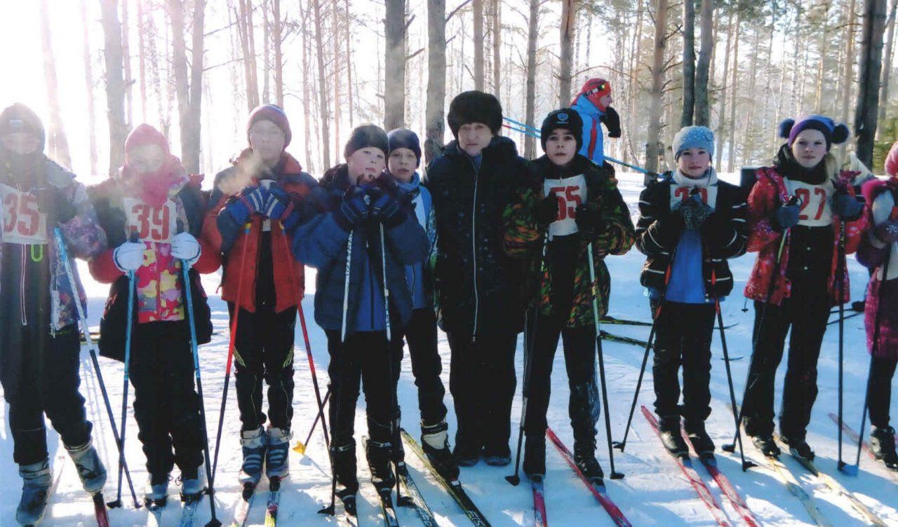 Спортивный праздник «Уральский характер» в Бисерти