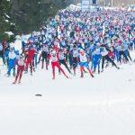 «Лыжня России-2018» в Перми