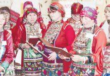 Этнокультурная карта Артинского района: село Малая Тавра