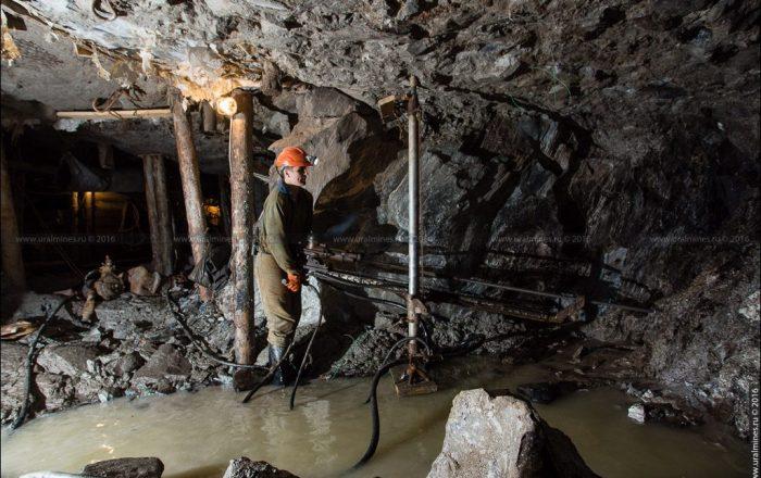 Малышевский подземный рудник по добыче изумрудов