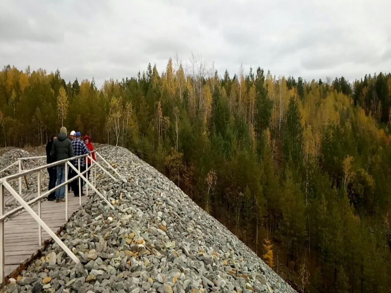 Турмаршрут по единственному месторождению изумрудов в России: «Мариинский прииск» в Свердловской области