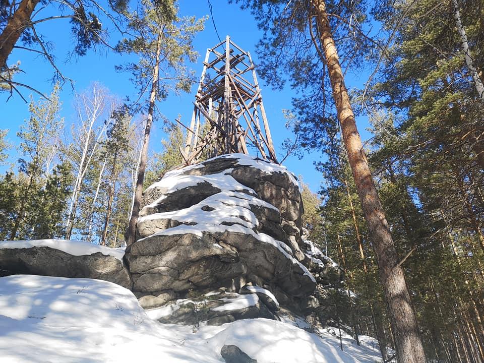 Марков Камень, Свердловская область