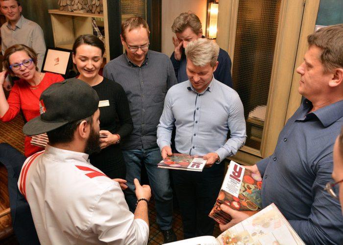 Мастер-класс по уральской кухне для айтишников