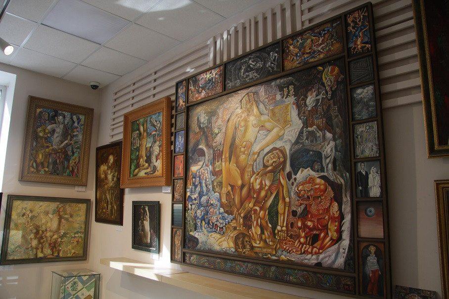 Музей Миши Брусиловского в Екатеринбурге