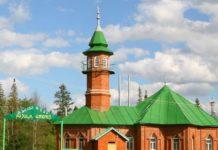 Чернушка, Малые города, достопримечательности Урала, мечеть, Махалля