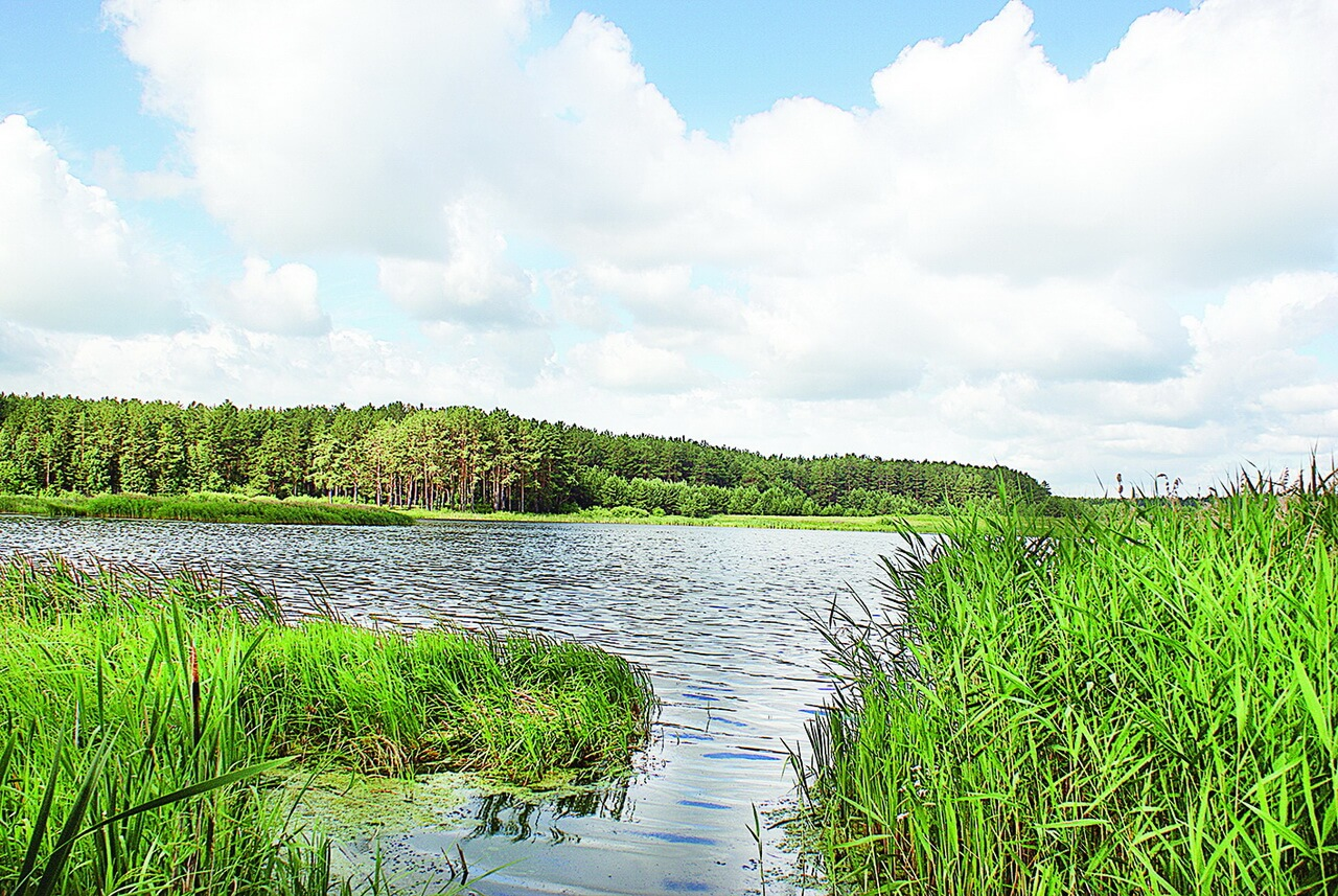Озеро Казанское