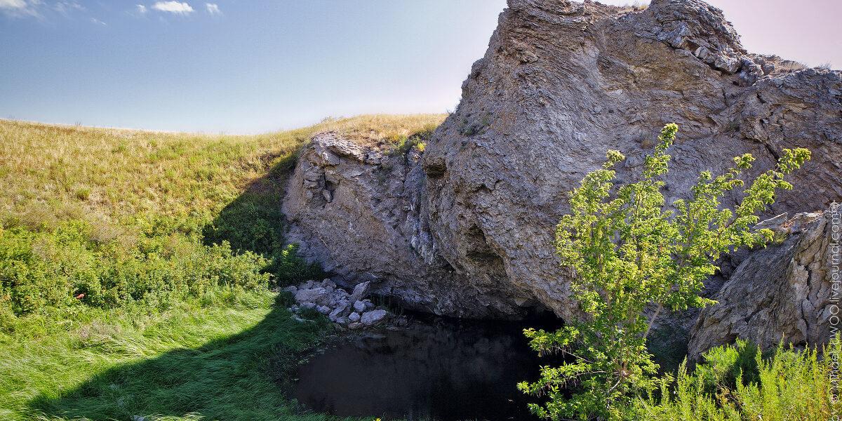 Кувандык, Оренбургская область, малые города, пещеры Оренбуржья, Кзыладырское карстовое поле, Голубиный грот, пещера Мозаика, пещера Конфетка