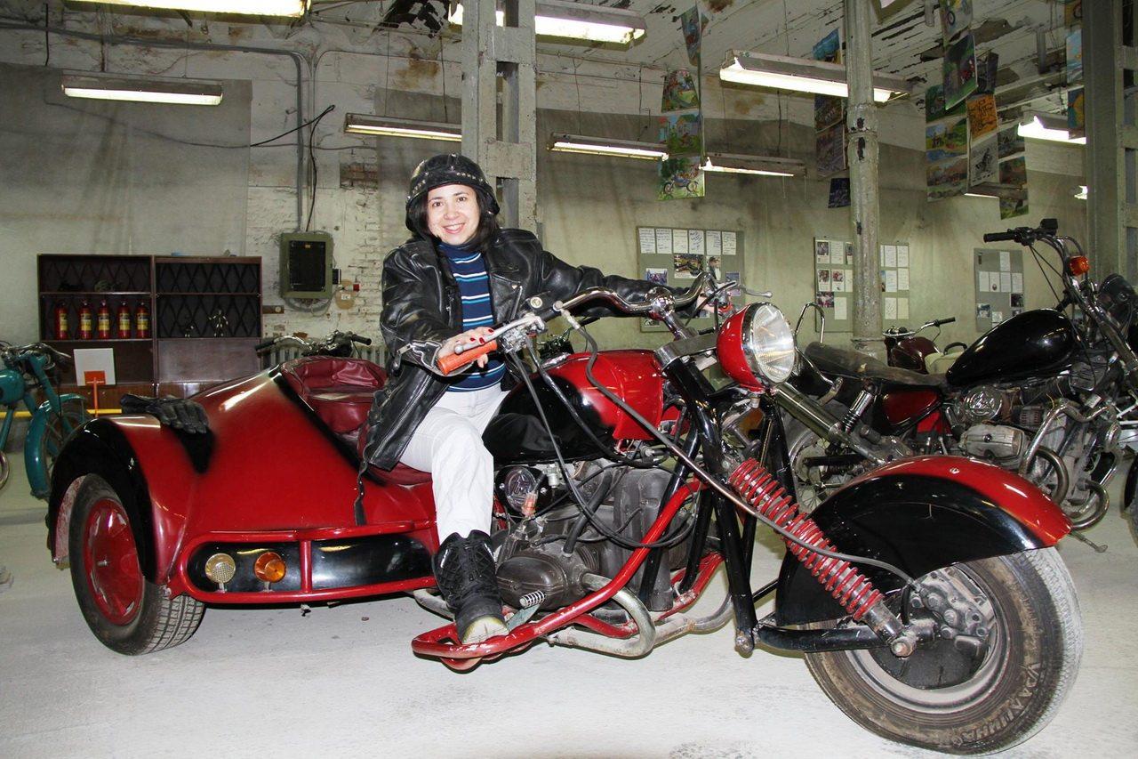 ирбитский Мотоцикл Урал #10