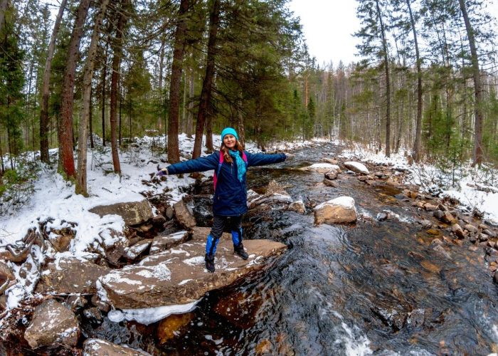 Митькины скалы, Вшивые горки, Таганай, Челябинская область
