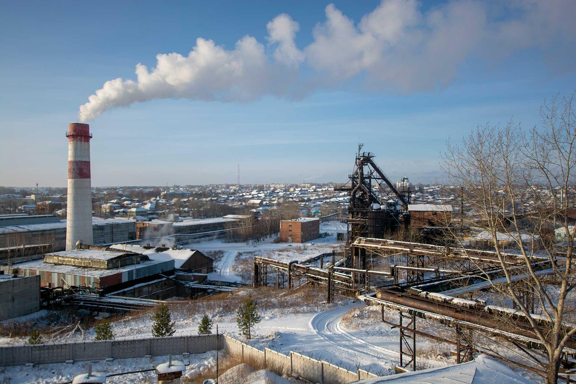 Нижняя Салда, Свердловская область