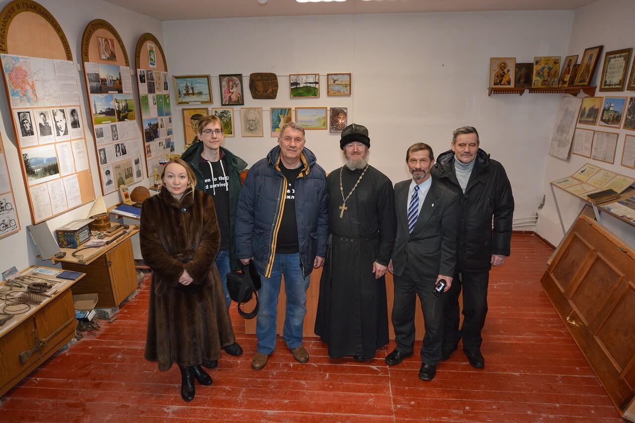 Мастер-класс «Малые города» в Нижних Сергах