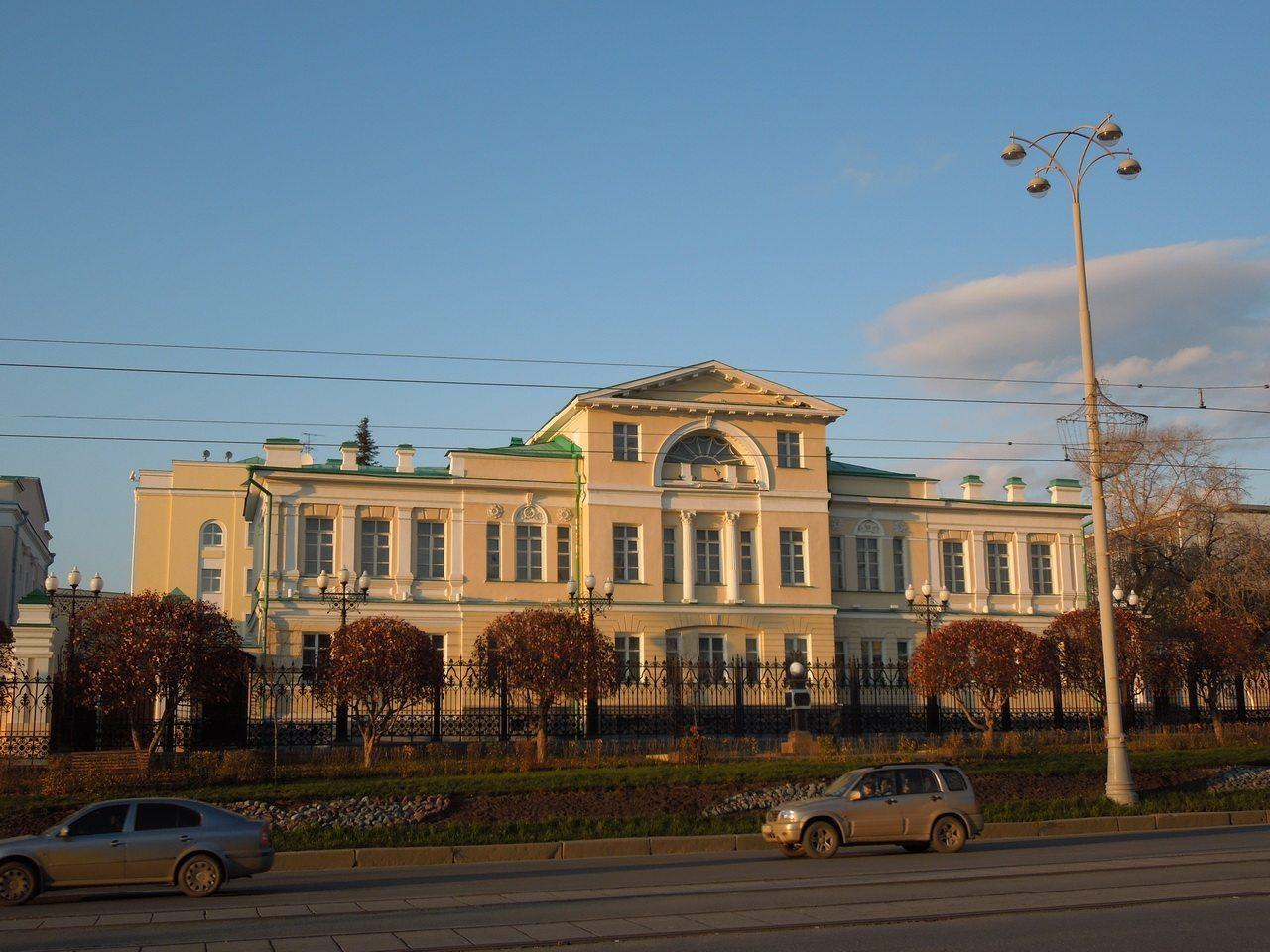 Музей истории камнерезного и ювелирного искусства Урала