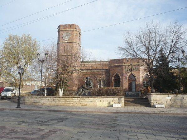 Музей истории Оренбурга, бывшая гауптвахта