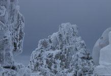 Монастырь на горе Качканар, Свердловская область