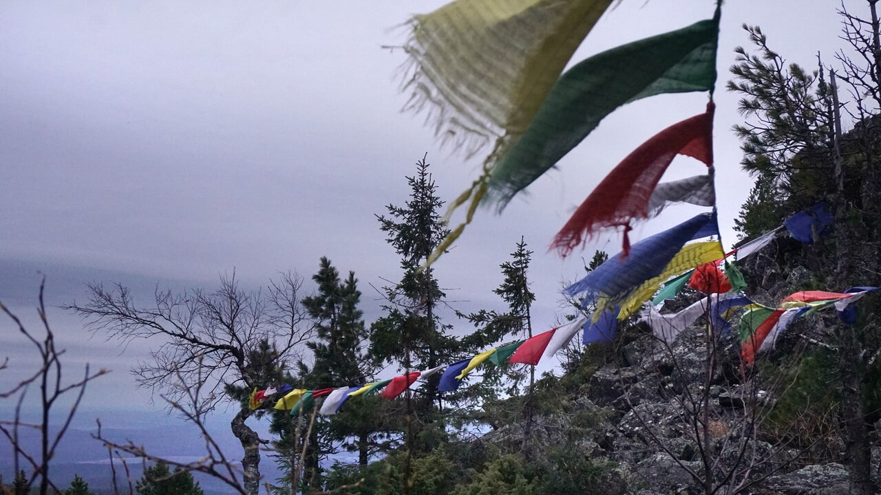 Монастырь «Шад Тчуп Линг»