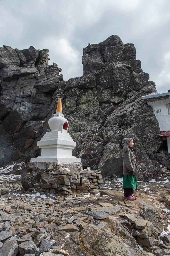 Гора Качканар, Монастырь Шад Тчуп Линг, Свердловская область