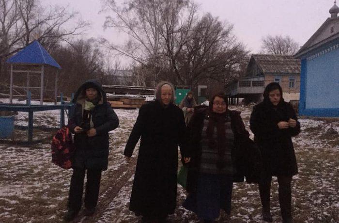 Ключегорский женский Казанско-Богородицкий монастырь в Таллах