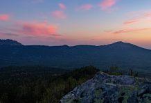 Гора Монблан, Таганай, Челябинская область, Южный Урал