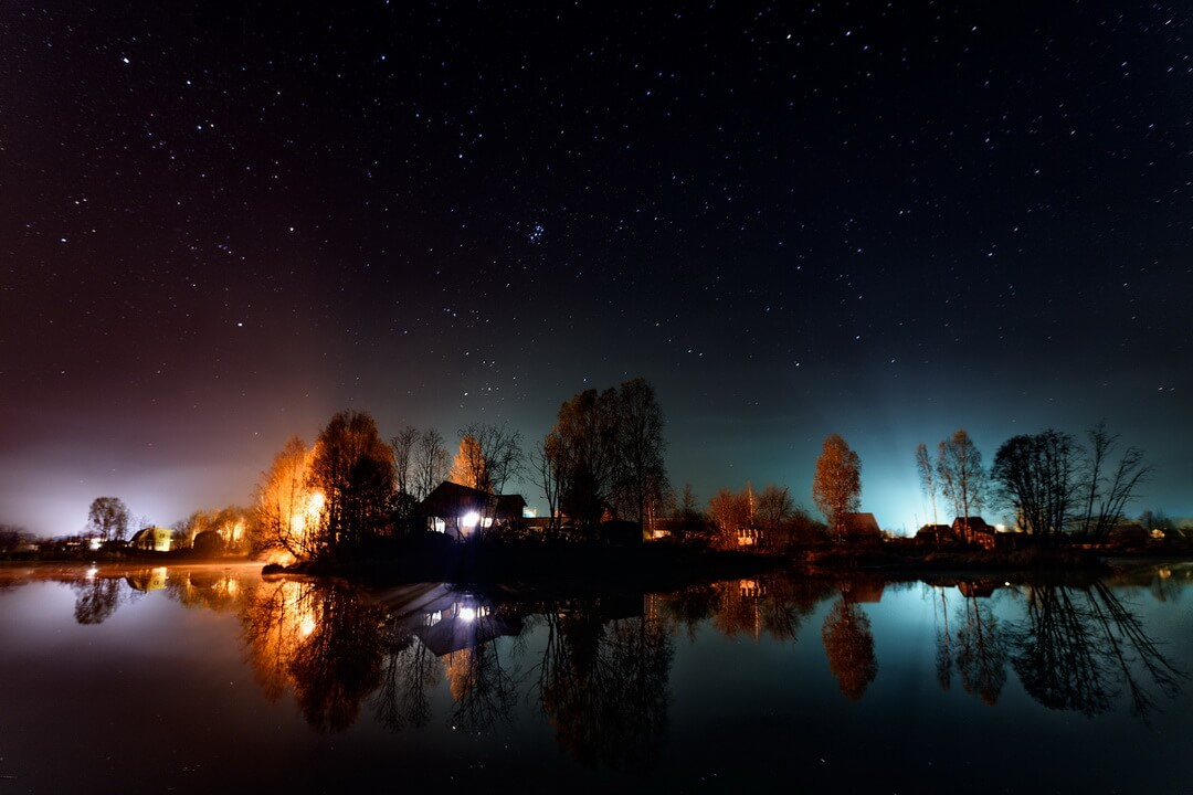 Поселок Монзино — Уральская Венеция