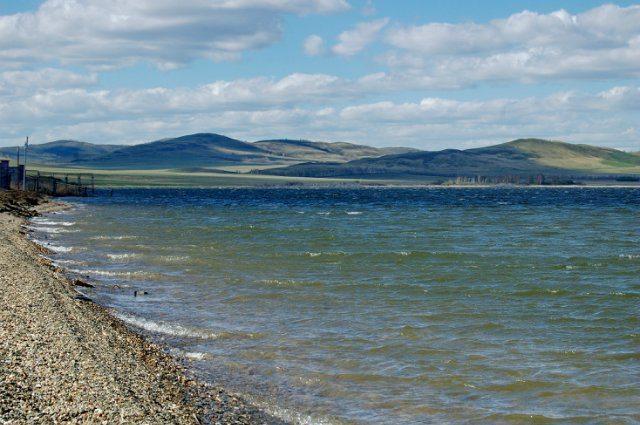 Озеро Южное Улянды.