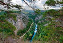 Мурадымовское ущелье: описание, как добраться, фото