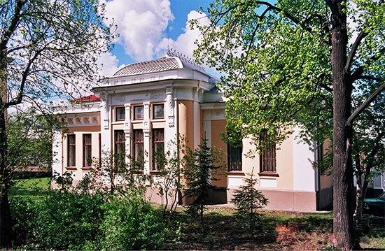 Художественный музей им. М.В. Нестерова, Уфа, Башкортостан, Башкирия