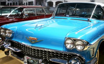 Музей ретро-автомобилей, ETS Classic Cars, Кольцово, Екатеринбург