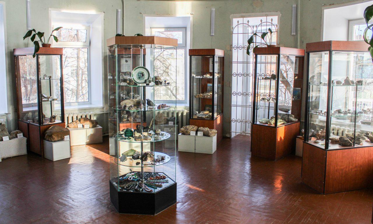 Музей «Самоцветная полоса Урала», Реж, Свердловская область