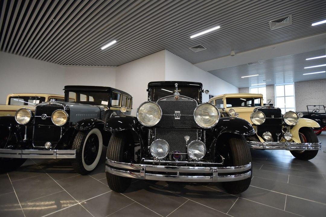 Музей автомобильной техники, Верхняя Пышма, Свердловская область, УГМК