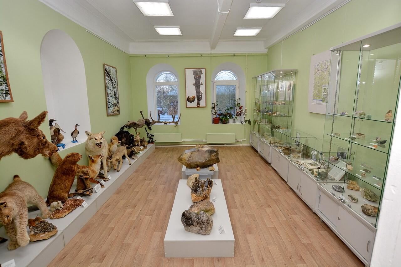 Режевской исторический музей