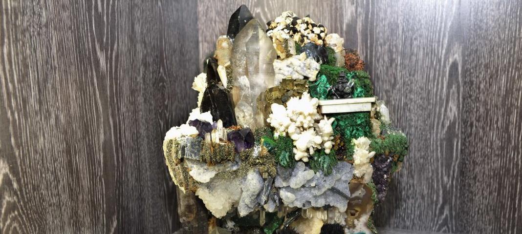 Уральский минералогический музей камня Пелепенко