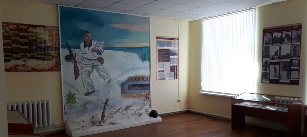 Музей Александра Матросова, деревня Кунакбаево, Республика Башкортостан