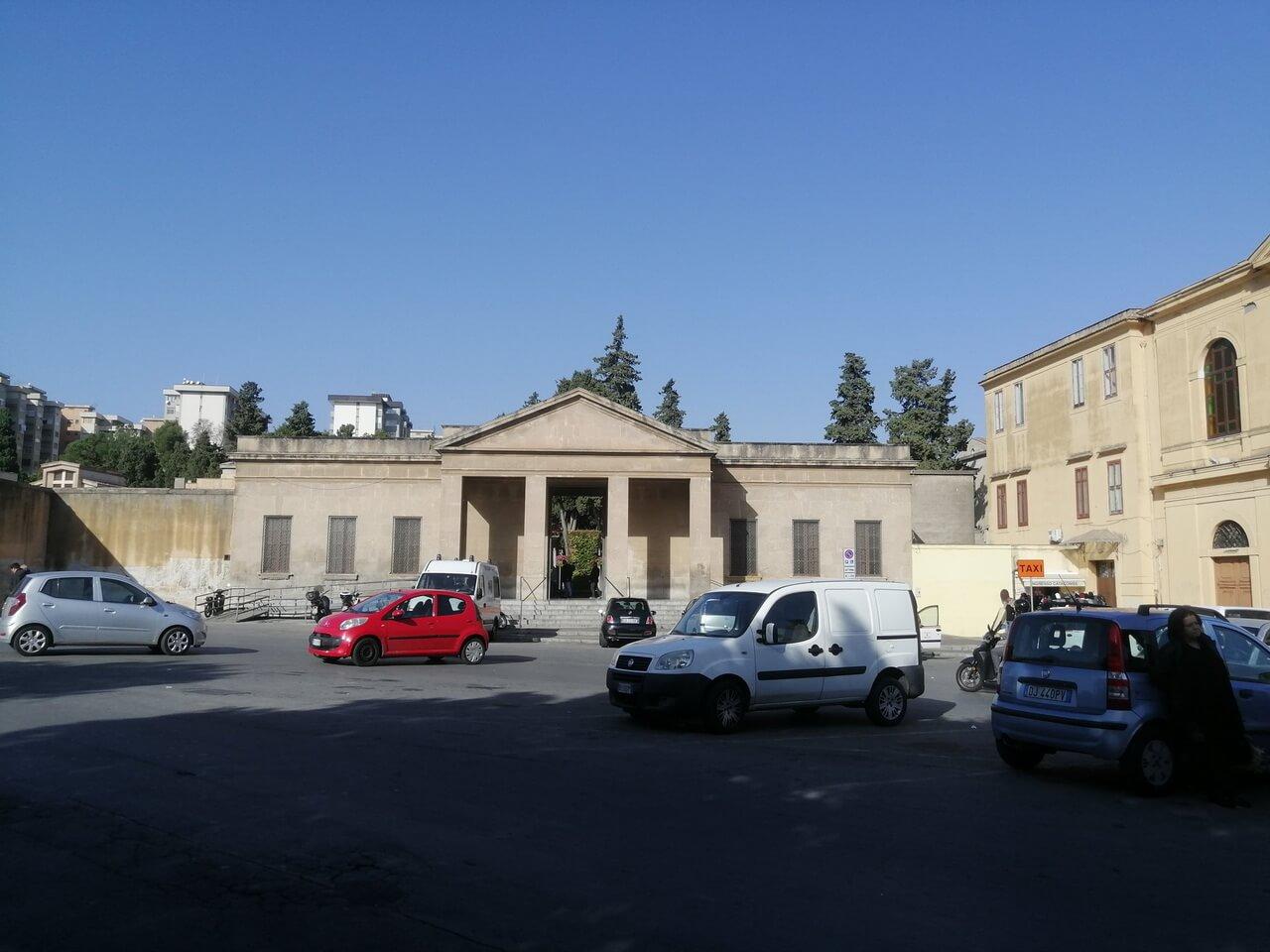 Музей мертвецов Палермо