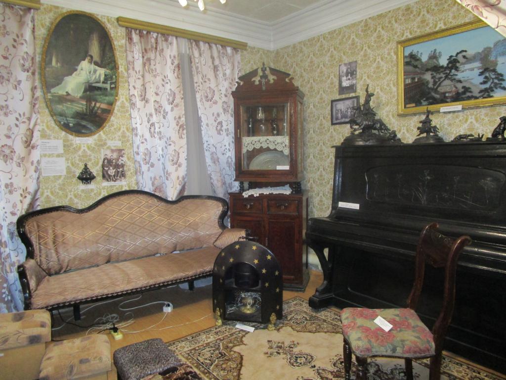 Михайловский краеведческий музей