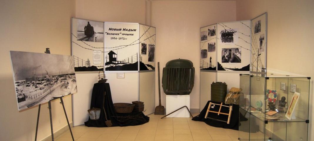 Музей истории и археологии в Надыме