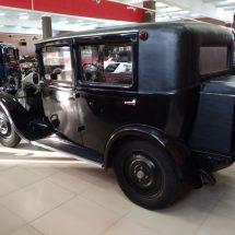 Музей ретро-автомобилей в Челябинске