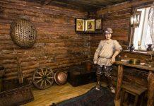 Музей-Шахта в городе Березовский