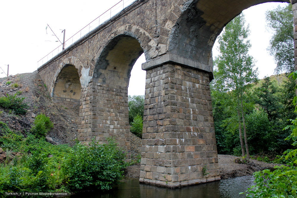 Немецкий мост / Deutsche Brücke | Медногорск