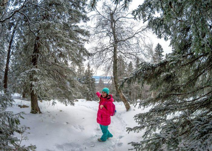 Новый Год, Зюраткуль, Челябинская область, Южный Урал, Зима на Урале