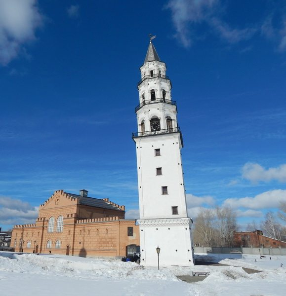 Башня и музей