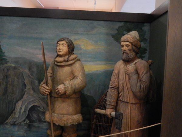 Абориген и переселенец