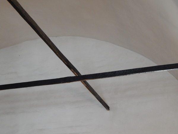 Железная стяжка