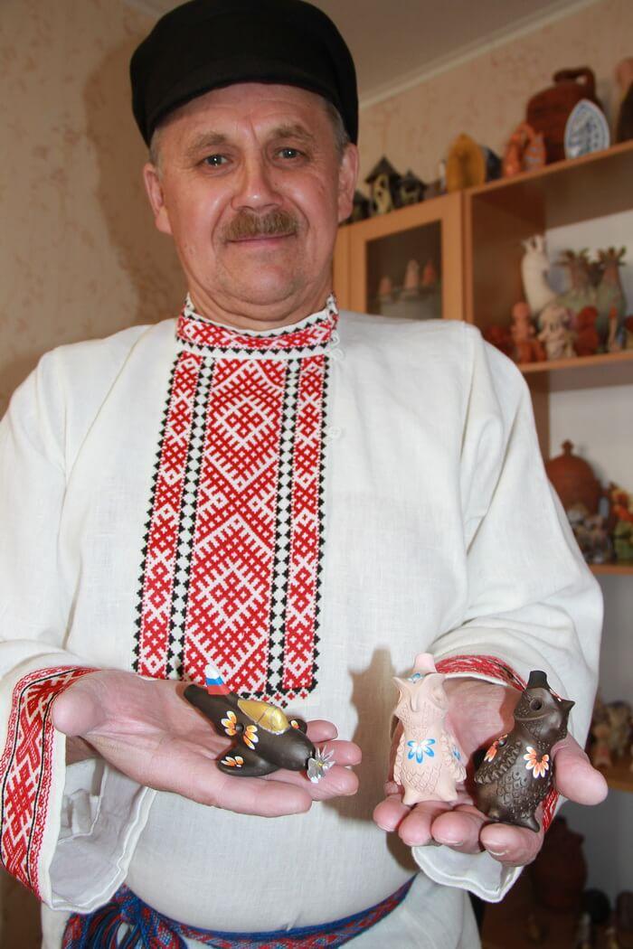 Николай Колодкин