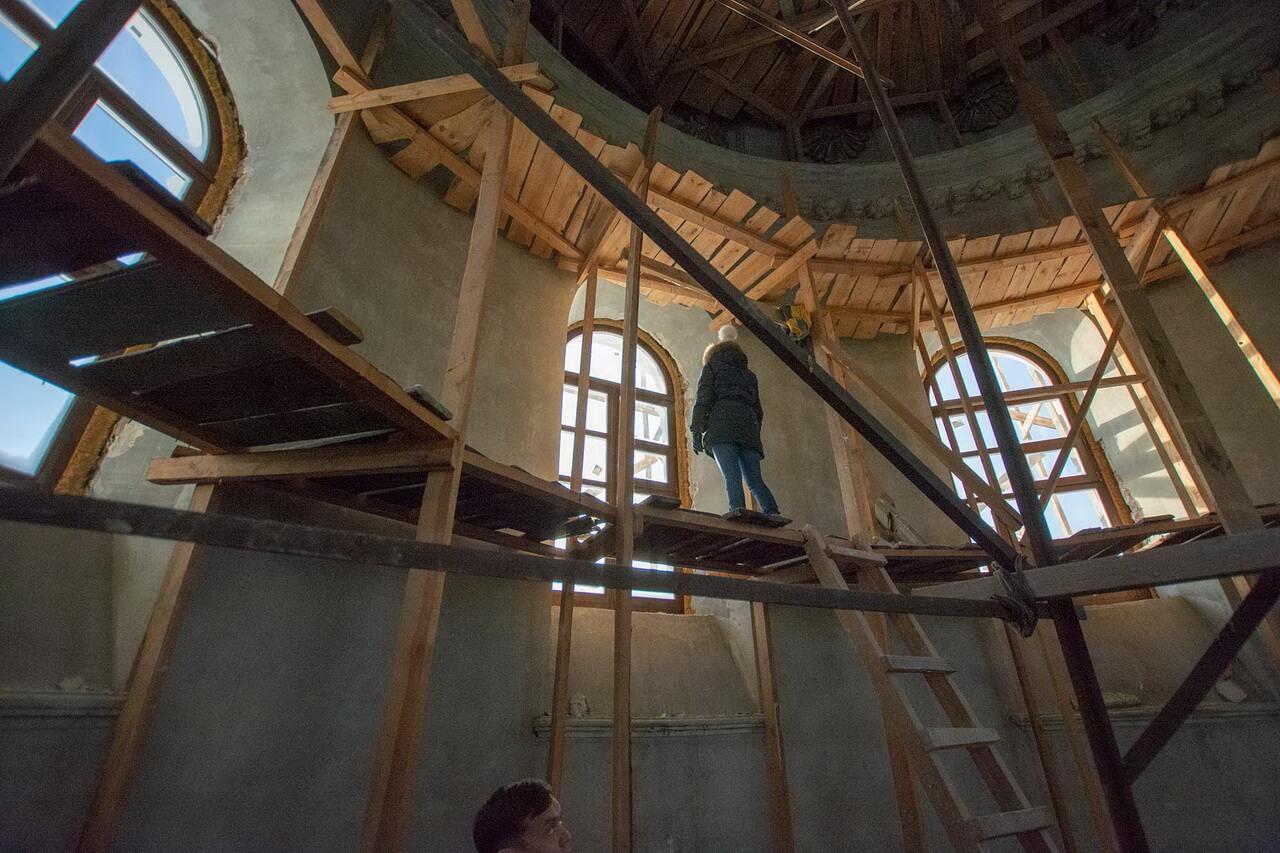 Церковь Николая Чудотворца в Нижней Салде, Свердловская область