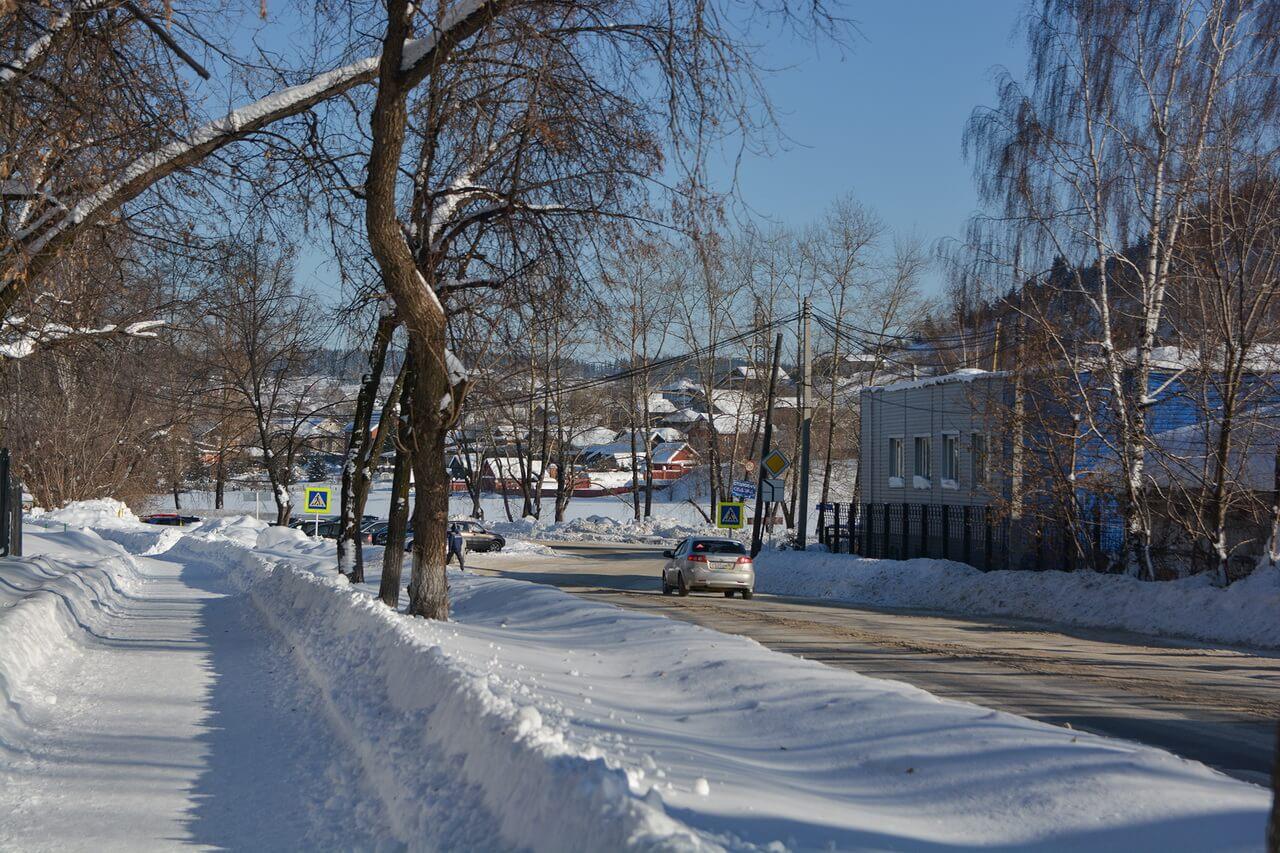 Нижние Серги, Свердловская область