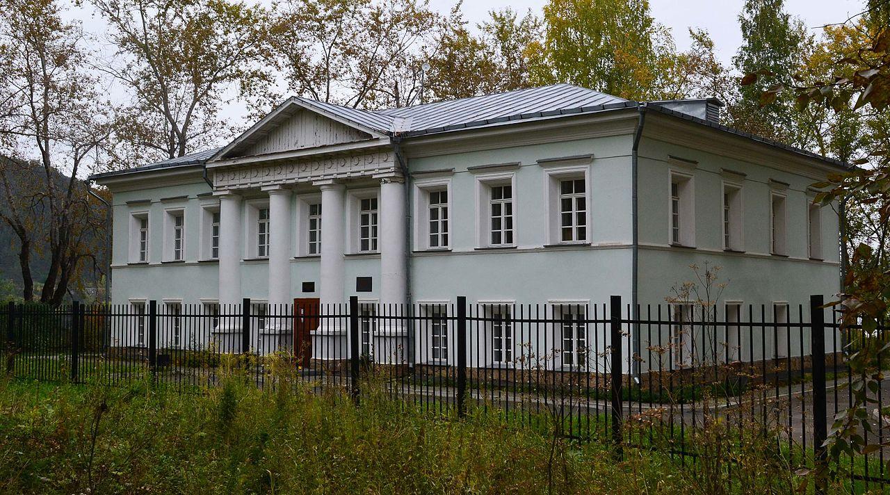 Нижнетуринский краеведческий музей