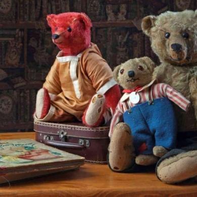 Частный музей «Комната плюшевых медведей»