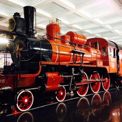 Музей истории железнодорожного транспорта
