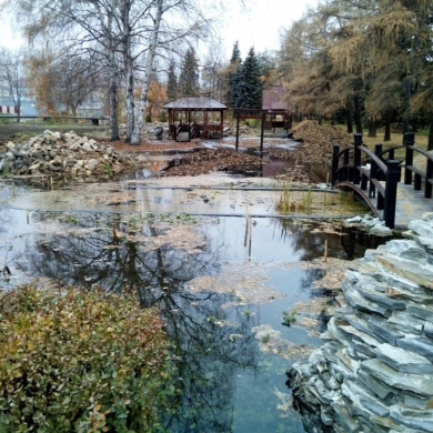 Ботанический сад (ПГНИУ)