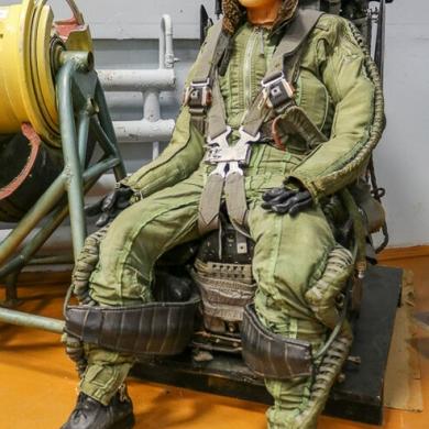 Музей авиации и космонавтики в авиационном техникуме им. А.Д.Швецова